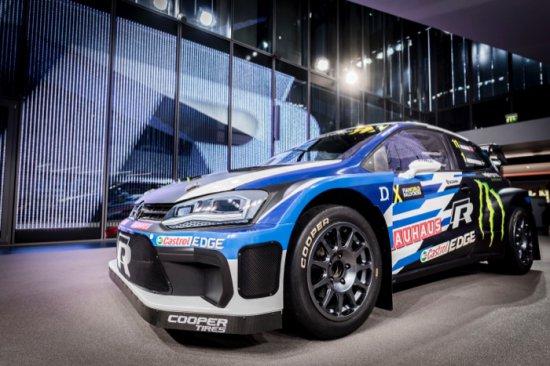 Новый автомобиль для PSRX Volkswagen Reduced
